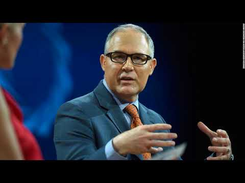 Scott Pruitt Rent: EPA Ethical Formal Says He Didnt Include All The Facts  Policy