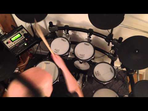Rage Against The Machine - Tire Me (Roland TD-12 Drum Cover)