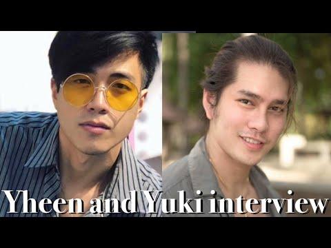 Yheen And Yuki Interview [former 143 Members] [Sa Isang Sulyap Mo]