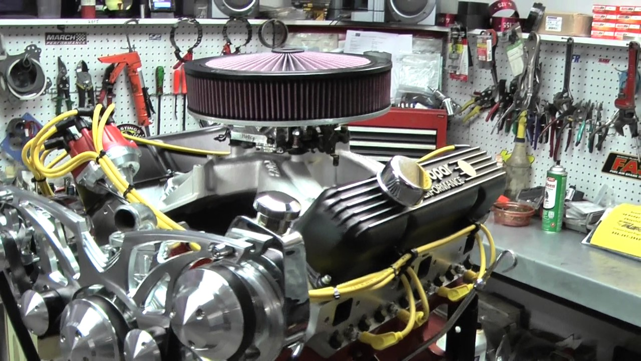 440 475HP Engine Package