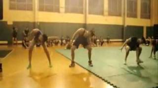 FEU Cheering Squad - 2011 UAAP Street Dance Competition