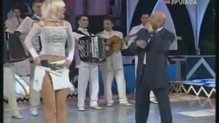 Dzej Ramadanovski ft. Dara Bubamara - Sexy ritam - Grand show - (TV Pink Parada 2003)