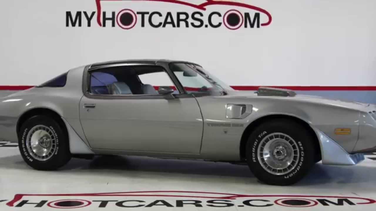 1979 10th Anniversary Trans Am My Hot Cars Video Showcase Youtube