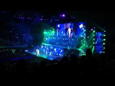 Justin Bieber @ Palau Sant Jordi (Barcelona)