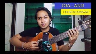 Download lagu Chord Gampang (Dia - Anji) by Arya Nara (Tutorial)