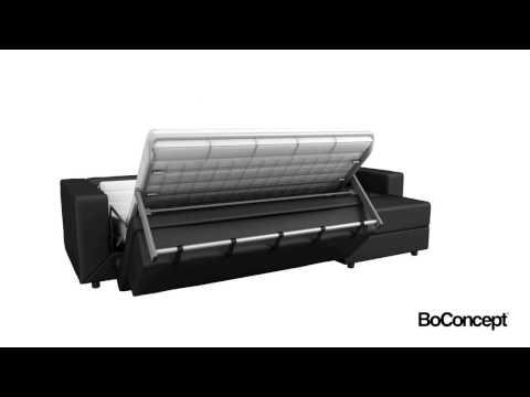 BoConcept Stockholm Sofa Bed - Sydney Australia Danish Furniture Store