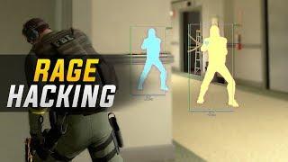 CS:GO | RAGE Hacking - 78 KILLS! (MAIN ACCOUNT) // ROAD TO OVERWATCH BAN... #RAGEHacking