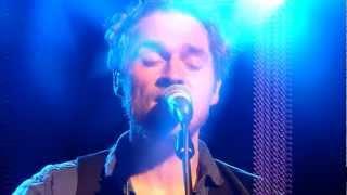 """Johannes Oerding """"Fehler"""" live in Hamburg"""