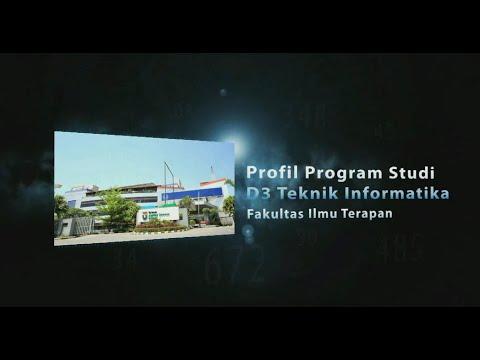 Video Profil D3 Teknik Informatika - Telkom University (long version)