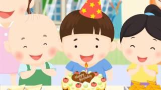 匡智賽馬會綠色教育計劃 - 綠色小故事(生日篇)