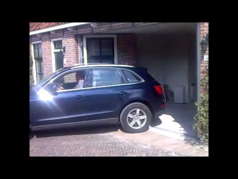 www.draaiendegevel.nl Beweegbare draaiende gevel Woudsend. - YouTube
