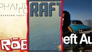 Roblox Phantom Forces/Raft/MTA SA L! VE || Gyertek! 50 SUB! Thankssss!