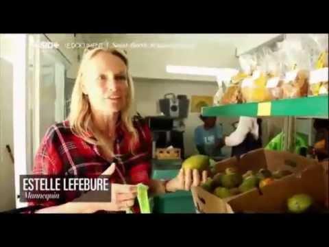 Estelle Lefebure privilégie la banane de Guadeloupe et Martinique