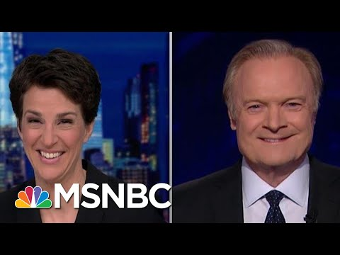 Lawrence And Rachel On Democrats' Secret Weapon In Impeachment Hearing | The Last Word | MSNBC