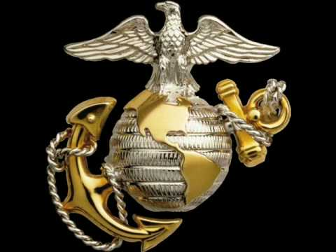 Anchors Aweigh and Marines hymn