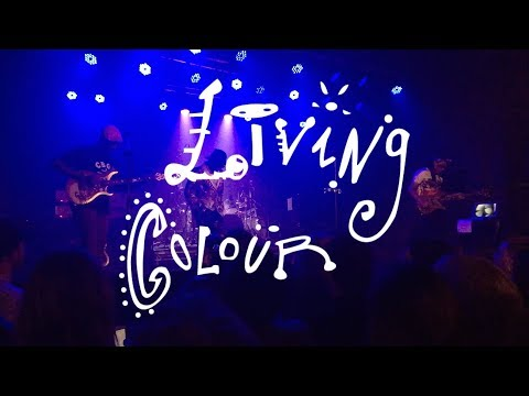 Living Colour - London - ULU - October 2017 - Full Set (nearly)