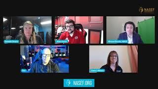 NASEF Collegiate Esports Livestream