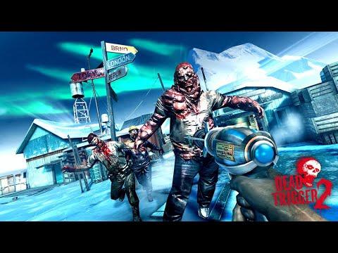 Dead Trigger 2 AFRICA Bastion Gameplay Part 6