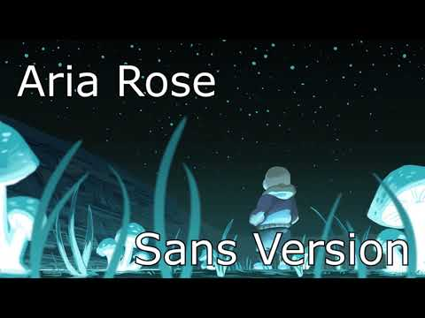 Undertale: Megalovania [Sans Version] (Original Lyrics/Vocal Cover) By: Aria Rose