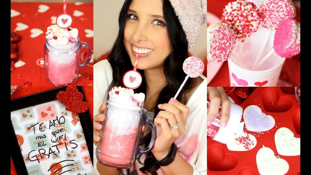 Recetas y regalos de san valentin youtube - Regalos navidad para padres ...