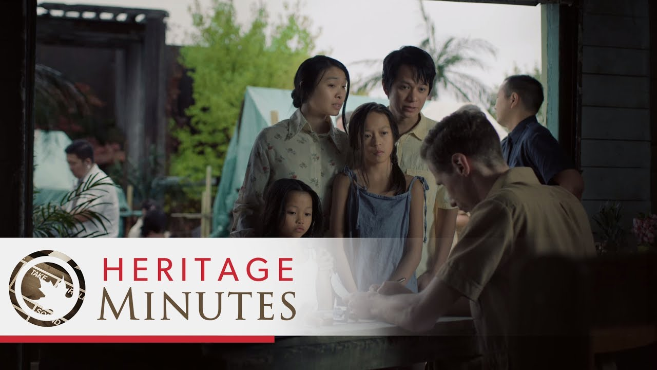 "Heritage Minutes: ""Boat People"" Refugees"