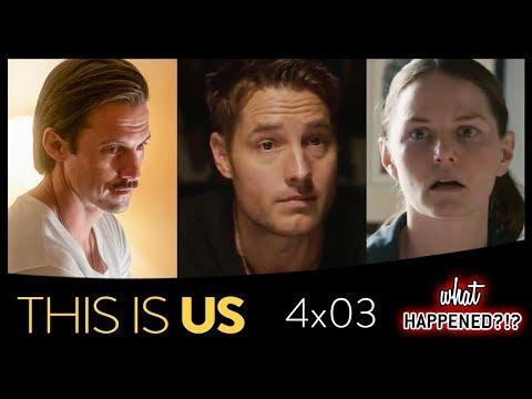 THIS IS US 4x03 Recap - Secrets & Kevin Meets Cassidy - 4x04 Promo