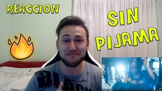 Becky G, Natti Natasha - Sin Pijama (Official Video) REACCION
