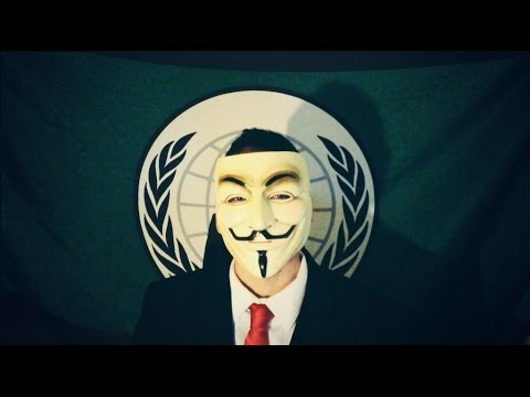 Anonymous vs. ISIS - YouTube