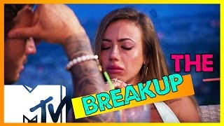 Geordie Shore Confession Cam Ep 4 | THE BREAKUP | MTV