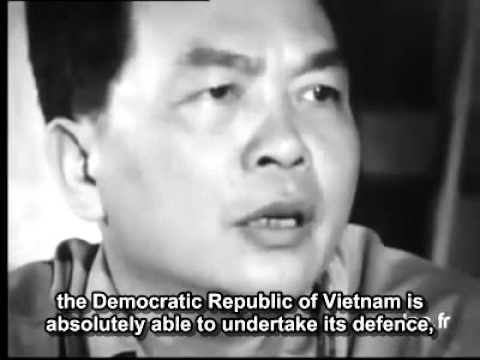 [iMarx] English sub - Vo Nguyen Giap in interviewing by French reporter