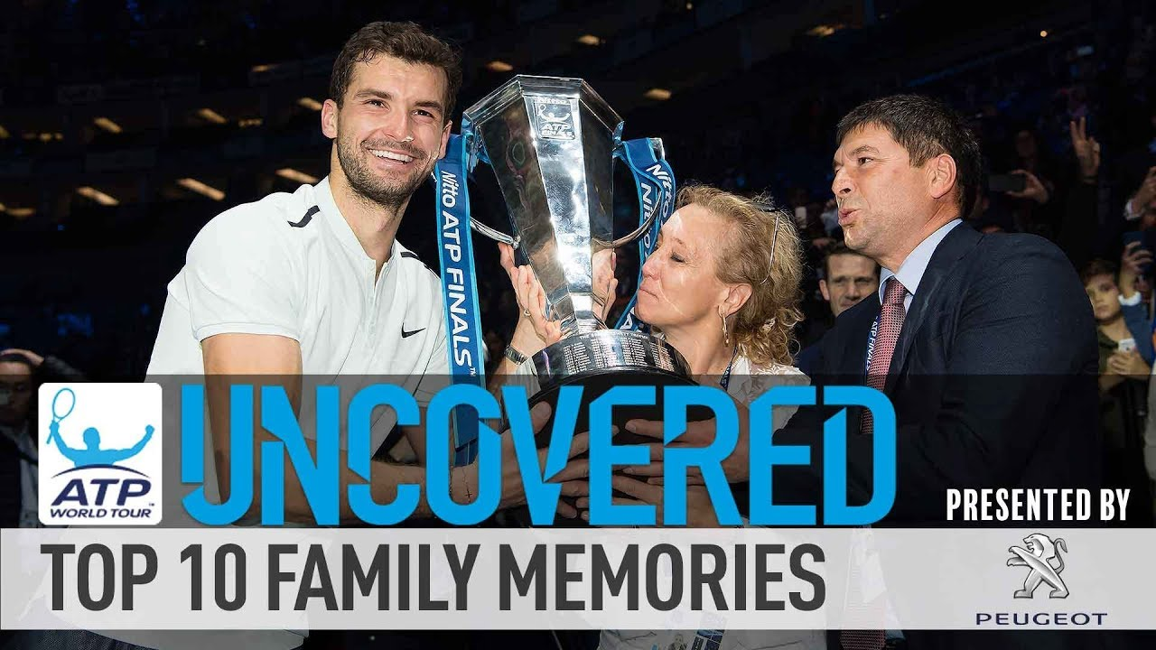 Top 10 Family Moments On The ATP World Tour