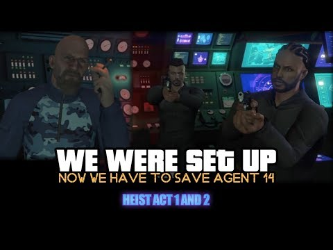 GTA 5 Online   Doomsday Prep, Setups + Heist Act 1 Act 2 Complete   Thank You 3000 Subs