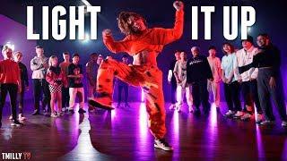 Marshmello Light It Up ft Tyga & Chris Brown Choreography by Natalie Bebko ft Sean Kaycee Bailey