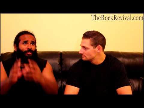 Battlecross Interview with Hiran Deraniyagala at Trespass America Festival 2012
