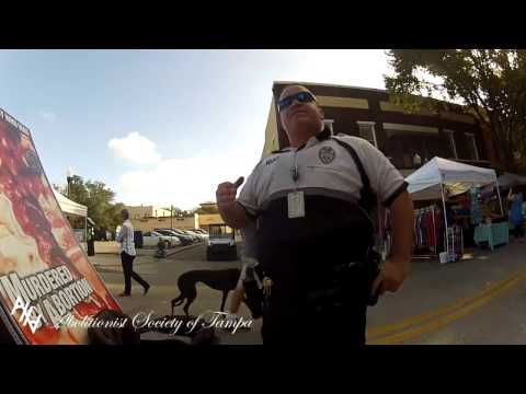 How to Handle the Police - Farmers Market - Lakeland FL
