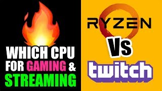 Best CPU for Streaming? ALL RYZEN 5 Compared