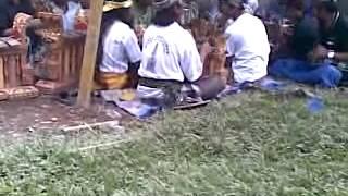 angklung of payangan subilang