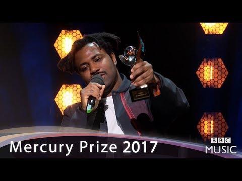 Sampha wins the Mercury Prize 2017