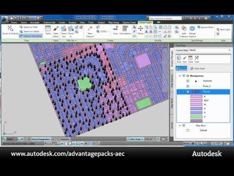 Subscription Advantage Pack Demo  FDO Provider for ArcGIS   YouTube