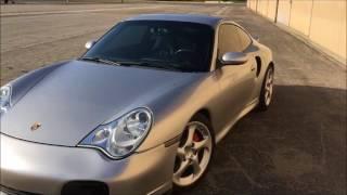 2003 911 Carrera 996 Twin Turbo 6 Speed Manual All Wheel Drive