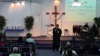 Pastor Stewart 05-06-18