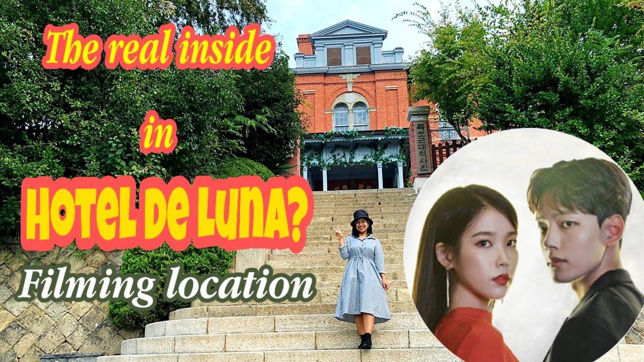 "Download The real Inside in ""HOTEL DE LUNA"" : Filming Location Vlog"