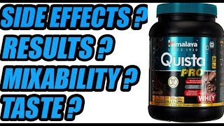 Himalaya Quista Pro Whey Protein Professional Review