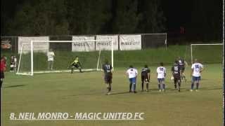 FGC BLK Premier League rnd 2 Magic United FC vs Surfers Paradise SC (5-2)