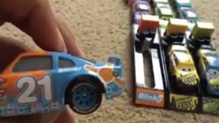 Cars3 McQueen and speedy comets review