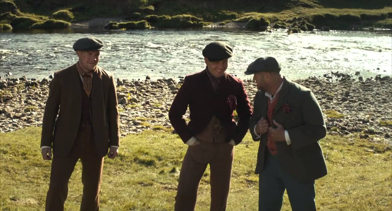 Peaky Blinders - Gypsy Fight Scene