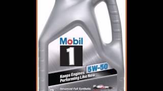 mobil 1 5w50 152561 4 л
