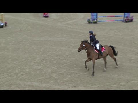 Chepstow International CSI2* - Day 3 -  Class 5119 Children on Horses Grand Prix