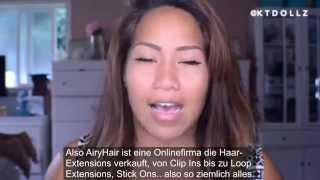 Remy Clip In Haarverlängerungen (Testbericht)
