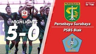 Download Video Persebaya Surabaya vs PSBS Biak: 5-0 All Goals & Highlights MP3 3GP MP4